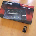 LINE6 POD HD300届いた。