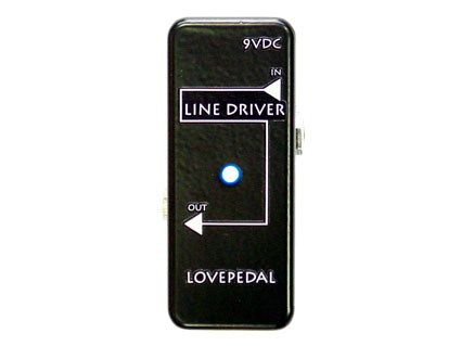 Lovepedal の新シリーズが売り切れ続出。