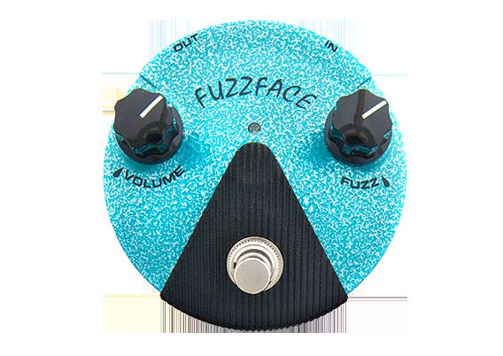 FFM3 Fuzz Face Mini Hendrixがちっこくてヤバイ。