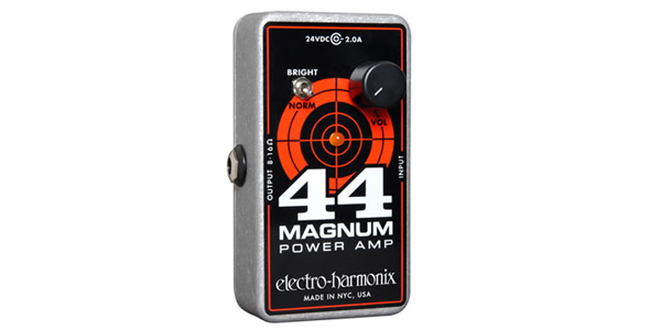 ELECTRO-HARMONIX  44Magnum発売開始。