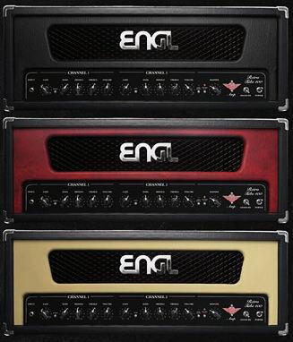 NAMM2012 ENGL Retroデビュー。