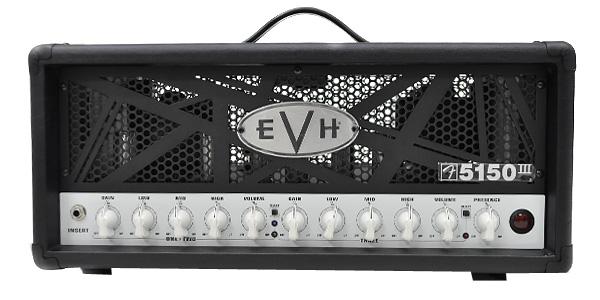 EVH5150Ⅲ50Wスタジオデビューしてきた。