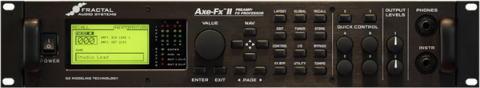 Fractal Axe-FxⅡデビュー。
