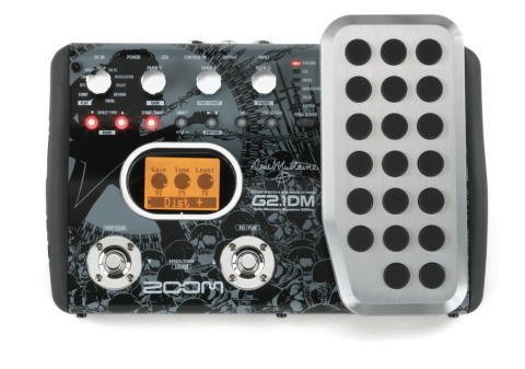 NAMM2011 ZOOM G2.1uDM。