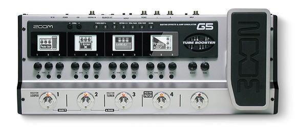 NAMM2012 ZOOM G5デビュー!