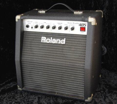 番外思い出のアンプ Roland GC405。