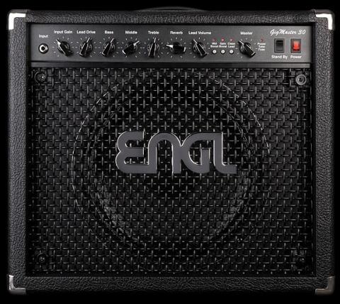 ENGL Gigmaster30 E300が安けりゃ欲しい。