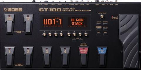 BOSS GT-100が出た!