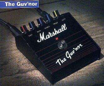 思い出のペダル 第七回Marshall The Guv'nor。