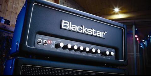 musikmesse2011 Blackstar HT-5 reboot。