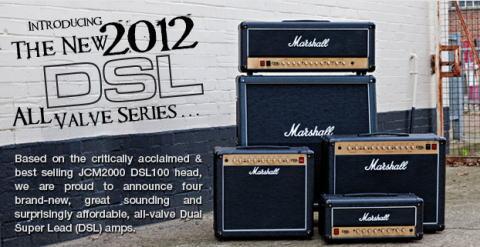 Marshall DSL大復活!!