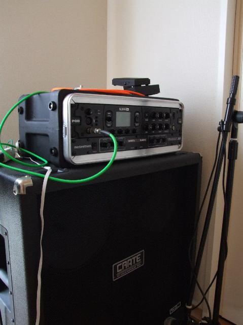 POD HD Pro+Velocity 300レビュー。