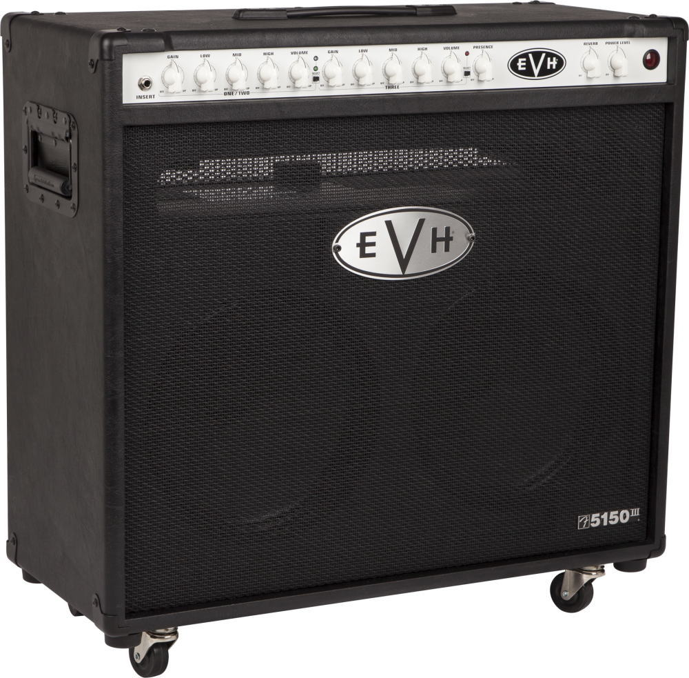 EVH 5150 III Combo、実売1499ドル。
