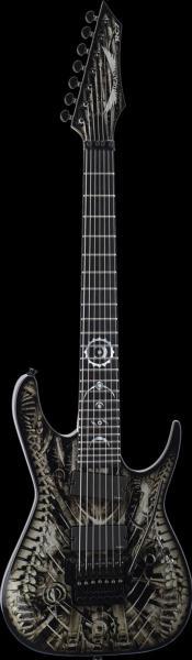 7弦ギター特集。