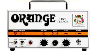 Orange Tiny Terror。