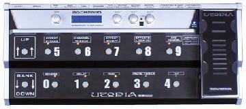 Rocktron UTOPIA G300。