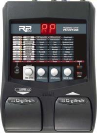 Digitech RP155 実機レビュー。