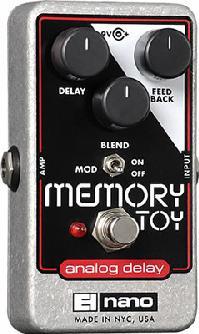 Electro Harmonix MEMORY TOY。