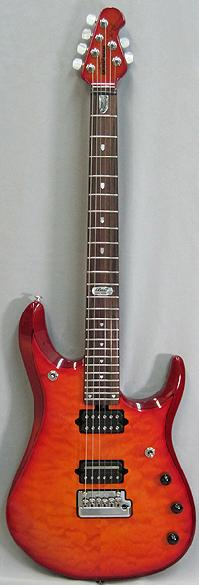 Limited Edition BFR John Petrucci 6ST。