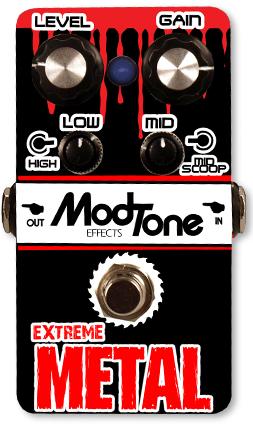Modtone Extreme Metal。