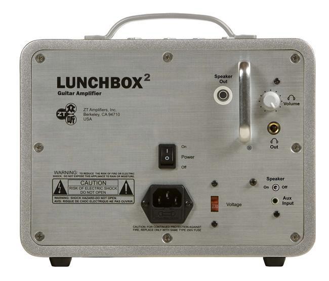 ZT Amp LunchBox が良く売れているみたい。