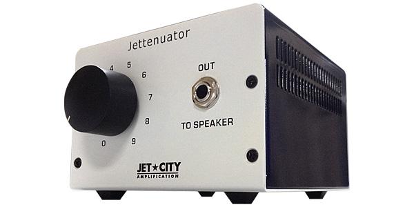 JET CITY AMPLIFICATIONからアッテネーター。