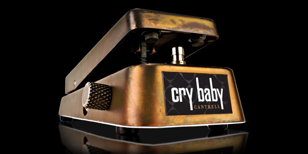 JC95 Jerry Cantrell Signature Wah。