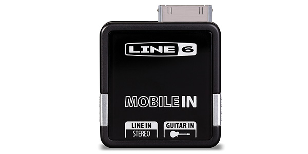Line6 Mobile In。
