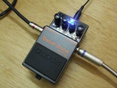 Mod BOSS MT-2が届いた。