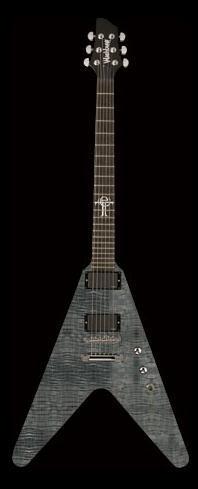 カッコイイVギターが欲しい。