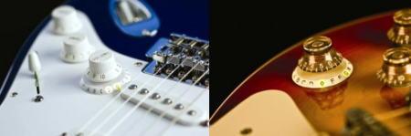 ギター本体にチューナーを内蔵する N-TUNE。