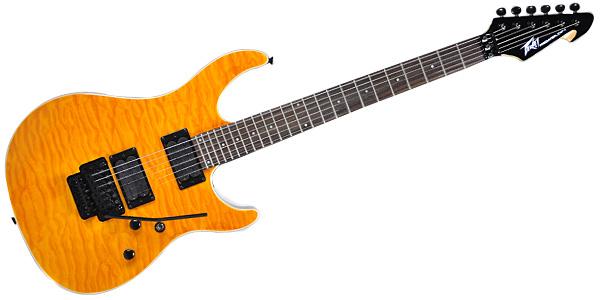 PEAVEYから安いながらも見た目のいいギター登場。