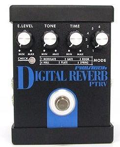 Boss FRV-1 Fender Reverb。
