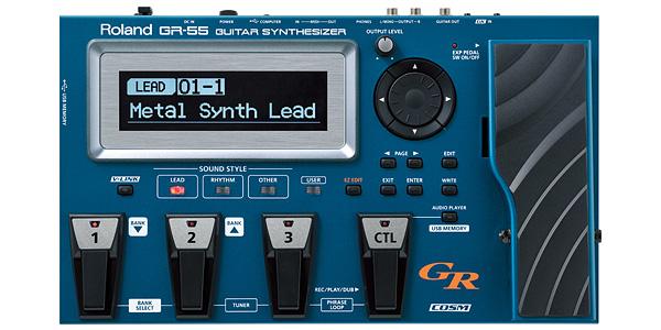 Roland GR-55GK発売。