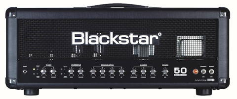 Blackstar Series One 50。