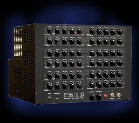 RM1250H Studio Amplifier。