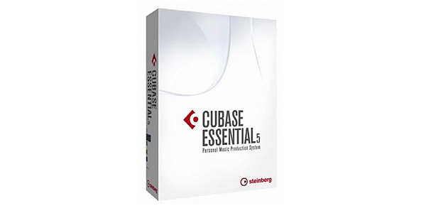 Cubase Essential 5買いました。