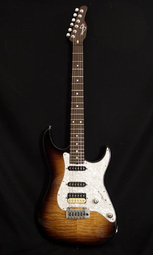 Stevenson Guitars。