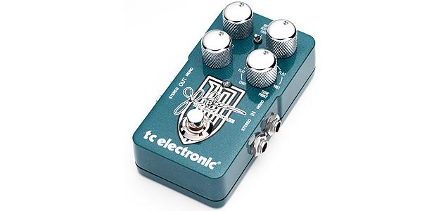 TC Electronic The Dreamscapeが想像以上。