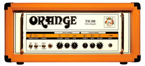 Orange TH100は実売11万くらい。
