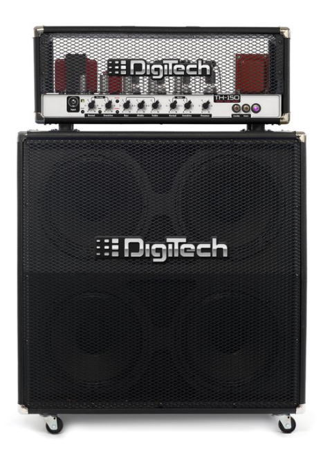 Digitech TH-150デモ来てた。