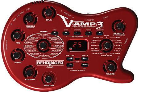 BEHRINGER V-AMP3 発売!