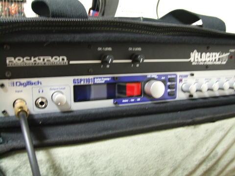 Rocktron Velocity100+GSP1101。
