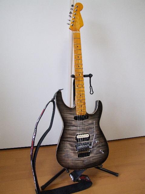 ギター買い増し。