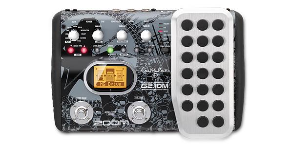 ZOOM G2.1DM登場。