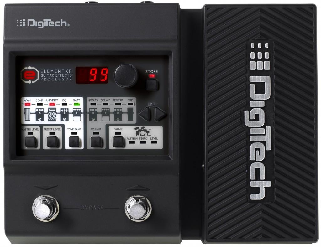 今更ながらDigitech Element発売。