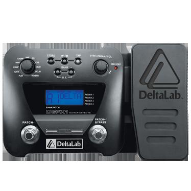 DeltaLab DGFX1とかいうマルチエフェクター。