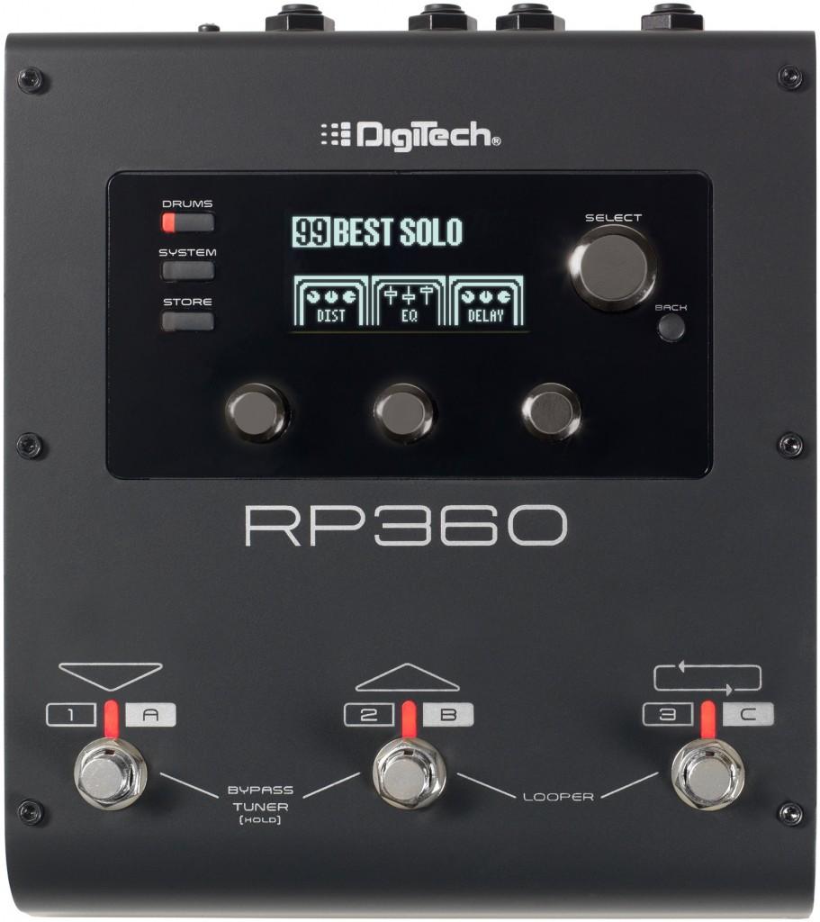 Digitech RP360がやや欲しい気がする。