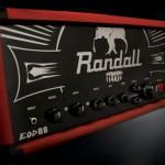 NAMMで発表されたRandall EOD88はファズが搭載されている・・・。