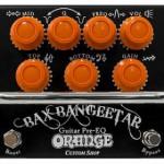 MusikMesse 2015 OrangeからThe Bax Bangeetarエフェクター。